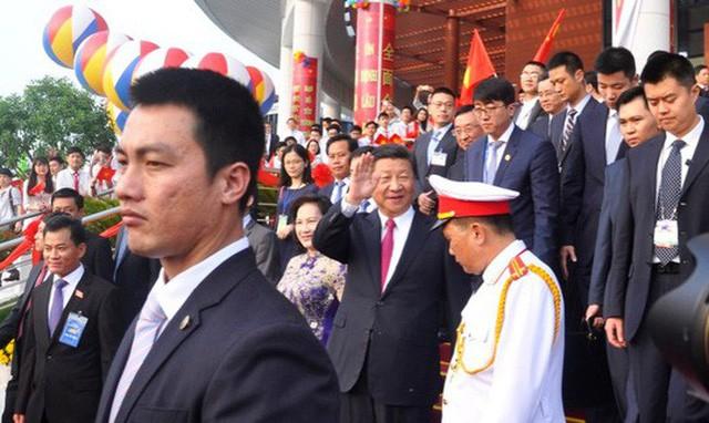 Khánh thành Cung hữu nghị Việt - Trung trị giá gần 800 tỉ đồng - Ảnh 6.