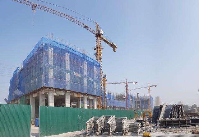 Soi tiến độ loạt dự án chung cư đang được quan tâm dọc vành đai 3 Hà Nội - Ảnh 6.