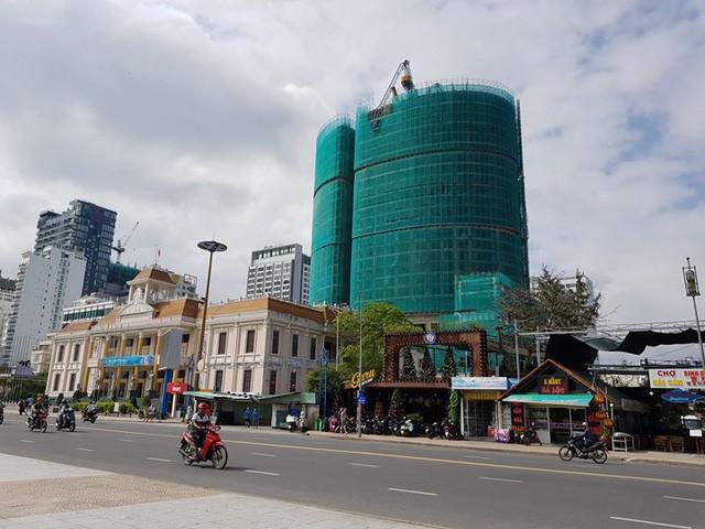 Cận cảnh dự án Panorama Nha Trang đang vướng tranh chấp với nhà thầu xây dựng số 1 Việt Nam Coteccons - Ảnh 6.