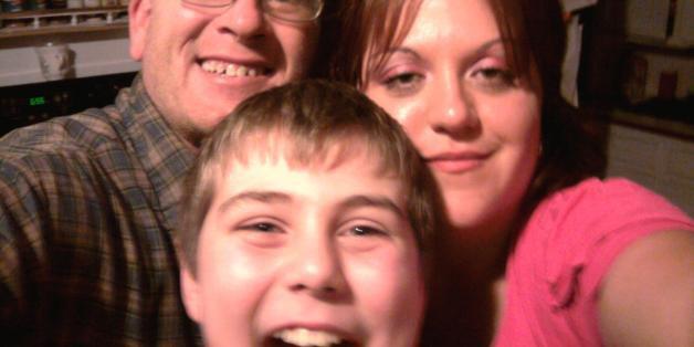 Gia đình này phải tập quen với cuộc sống không mấy dư dả của mình, nhất là trong dịp Giáng sinh.
