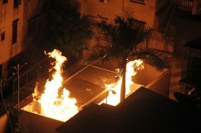 Hà Nội: Cháy lớn ở chung cư đẳng cấp Golden Westlake Hồ Tây - Ảnh 6.