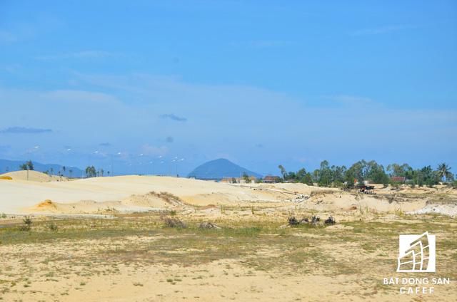 Đột nhập vùng đất khô cằn Nam Hội An - Nơi đang xây dựng dự án casino 4 tỷ USD và nhiều dự án BĐS lớn - Ảnh 7.