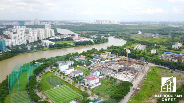 Diện mạo BĐS khu Nam Sài Gòn nhìn từ trên cao đang thay đổi chóng mặt  - Ảnh 7.