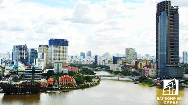 Những hình ảnh lý do vì sao giá nhà trung tâm tâm Sài Gòn tăng chóng mặt - Ảnh 7.