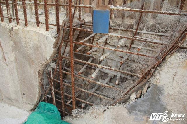 Cận cảnh dự án cấp nước đội vốn 2.500 tỷ đồng nằm 'đắp chiếu', sắt thép hoen gỉ - Ảnh 7.