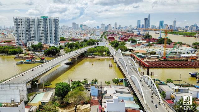 Cận cảnh nhiều khu cảng lớn tại Sài Gòn được di dời nhường đất phát triển đô thị - Ảnh 7.