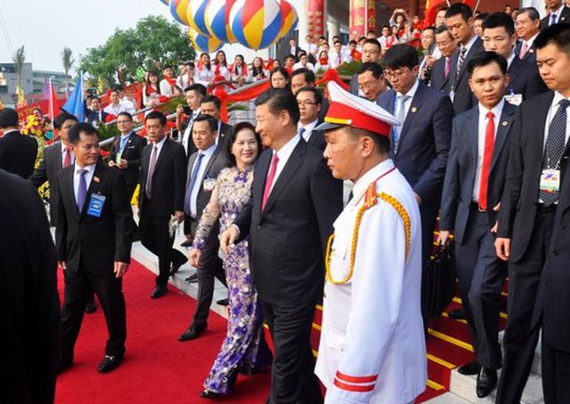 Khánh thành Cung hữu nghị Việt - Trung trị giá gần 800 tỉ đồng - Ảnh 7.