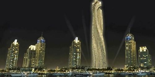 Dynamic Tower sẽ trở thành một biểu tượng mới ở Dubai, nơi biến mọi giấc mơ thành hiện thực.