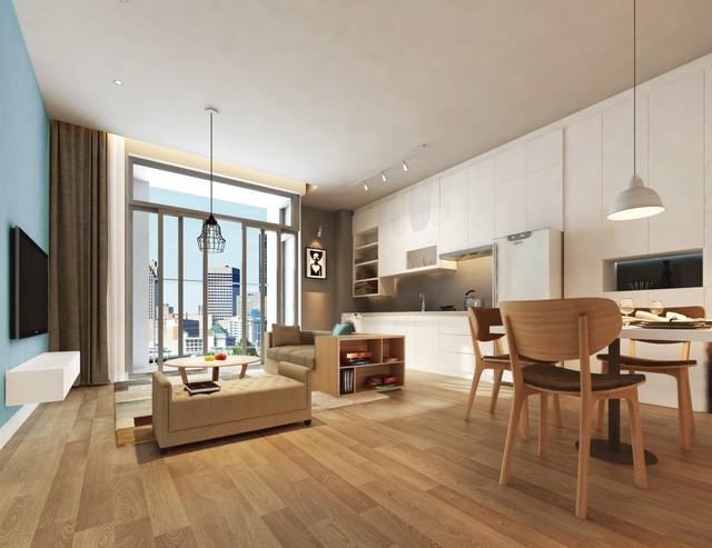 Soi tiến độ loạt dự án chung cư đang được quan tâm dọc vành đai 3 Hà Nội - Ảnh 7.