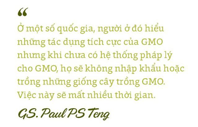 Giáo sư về an ninh lương thực của Singapore giải thích lý do thực phẩm biến đổi gen gây tranh cãi - Ảnh 7.