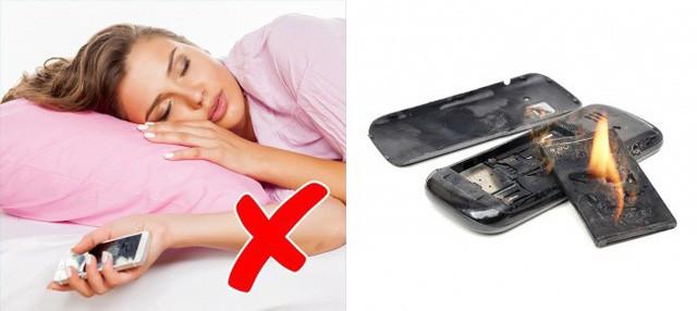 7 nơi nghiêm cấm không được đặt điện thoại để bảo vệ sức khỏe - Ảnh 7.