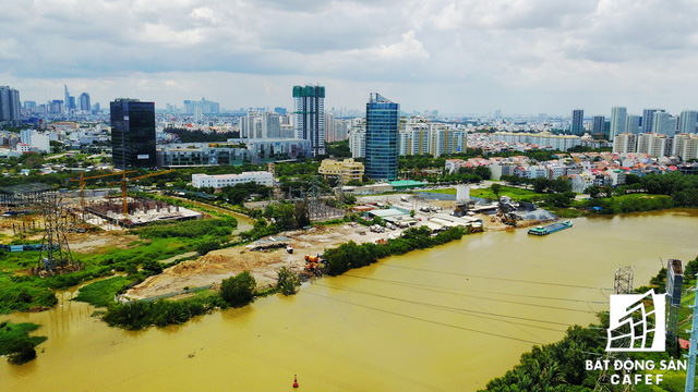 Diện mạo BĐS khu Nam Sài Gòn nhìn từ trên cao đang thay đổi chóng mặt  - Ảnh 8.