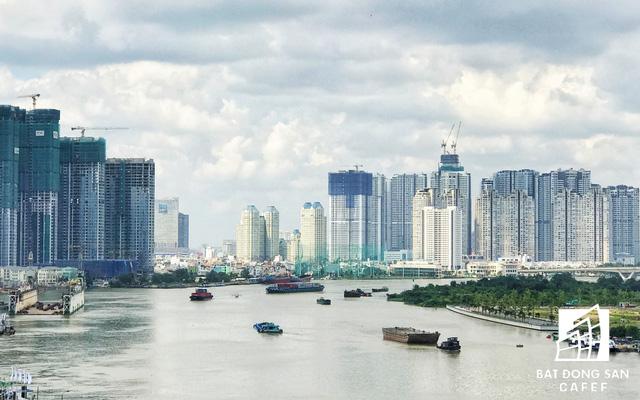 Những hình ảnh lý do vì sao giá nhà trung tâm tâm Sài Gòn tăng chóng mặt - Ảnh 8.