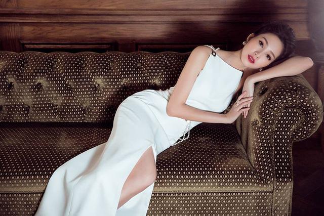 Hoa hậu Đặng Thu Thảo: Từ con gái của người thợ may thành con dâu nhà đại gia bất động sản - Ảnh 8.