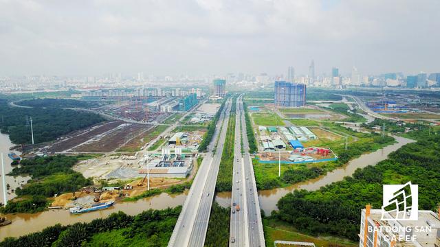 Toàn cảnh Đảo Kim Cương: Nơi hàng loạt dự án BĐS tăng giá theo cây cầu 500 tỷ đồng - Ảnh 8.