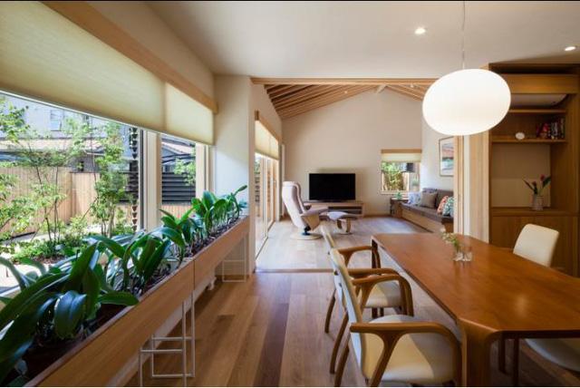 Báo Mỹ ấn tượng với cách bài trí, thiết kế không gian căn nhà tuyệt đẹp của cặp vợ chồng già người Nhật - Ảnh 8.