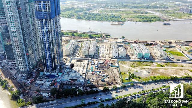 Dự án bất động sản cao cấp lớn thứ 2 của Vingroup tại Sài Gòn đang xây đến đâu? - Ảnh 8.