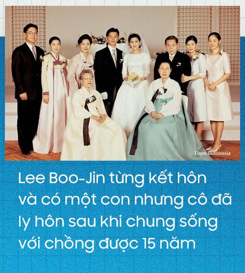 Le Boo Jin: Giàu có, bi kịch, ngai vàng và nữ chúa của Samsung - Ảnh 11.