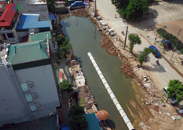 Ảnh: Con đường hơn nghìn tỷ ở Hà Nội 15 năm chưa làm xong  - Ảnh 8.