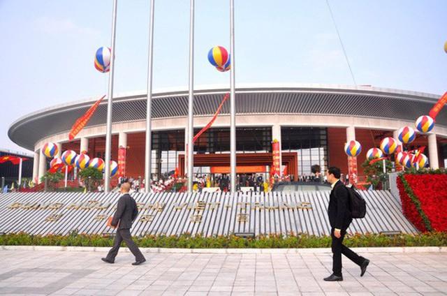 Khánh thành Cung hữu nghị Việt - Trung trị giá gần 800 tỉ đồng - Ảnh 8.