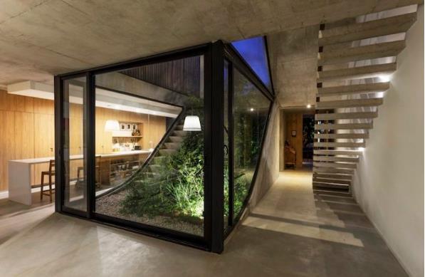 Thiết kế ấn tượng các khu vườn trên mái tạo nên kiến trúc của ngôi nhà rất độc đáo - Ảnh 9.