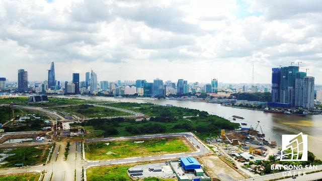 Những hình ảnh lý do vì sao giá nhà trung tâm tâm Sài Gòn tăng chóng mặt - Ảnh 9.