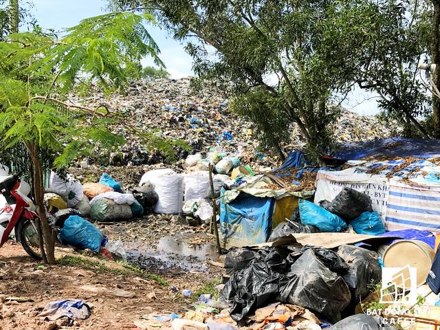 Nhiều dự án khu nghỉ dưỡng tại Phú Quốc lãnh đủ vì các núi rác  - Ảnh 9.