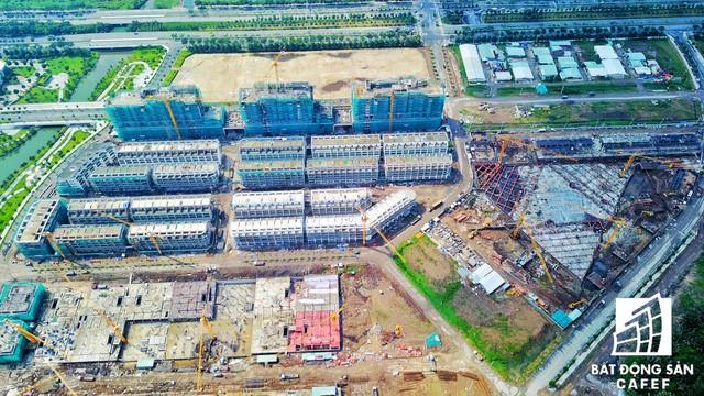 Cận cảnh loạt dự án tâm điểm dọc trục đường chính dẫn vào khu đô thị Cát Lái - Ảnh 9.