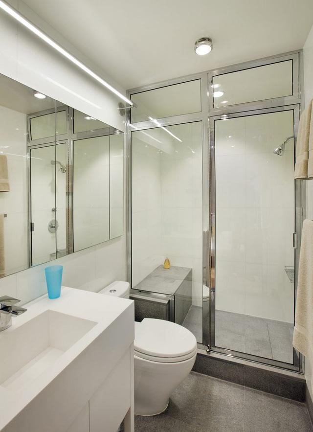 Thiết kế nội thất căn hộ 32m2 chất lừ cho gia đình trẻ - Ảnh 9.
