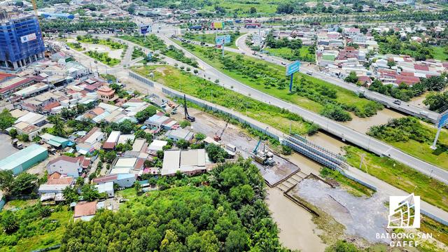 Toàn cảnh Đảo Kim Cương: Nơi hàng loạt dự án BĐS tăng giá theo cây cầu 500 tỷ đồng - Ảnh 9.