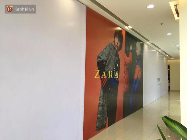 Zara treo biển Opening Soon to đùng ở Vincom Bà Triệu, ngày khai trương đến gần lắm rồi - Ảnh 9.