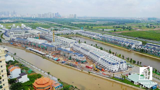 Hàng loạt dự án đẳng cấp của Novaland ở khắp Sài Gòn đang xây đến đâu? - Ảnh 9.