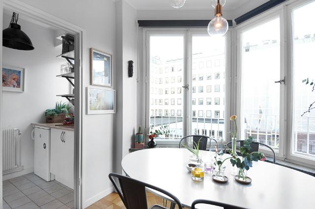 Thiết kế căn hộ 20m2 đẹp đến nao lòng - Ảnh 9.