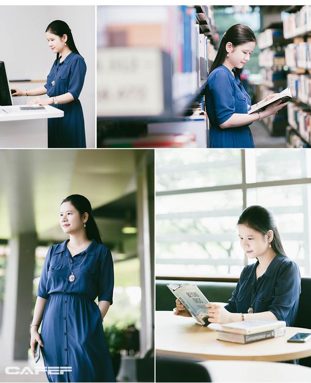 Lê Thái Hà: Nữ giảng viên có thời gian đã đi vào hoạt động luận án Tiến sĩ ngắn kỷ lục ở Đại học số 1 Singapore - Ảnh 9.