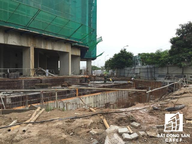 Cận cảnh tiến độ những dự án chung cư có giá khoảng 1 tỷ đồng ở khu vực Đông Anh  - Ảnh 9.