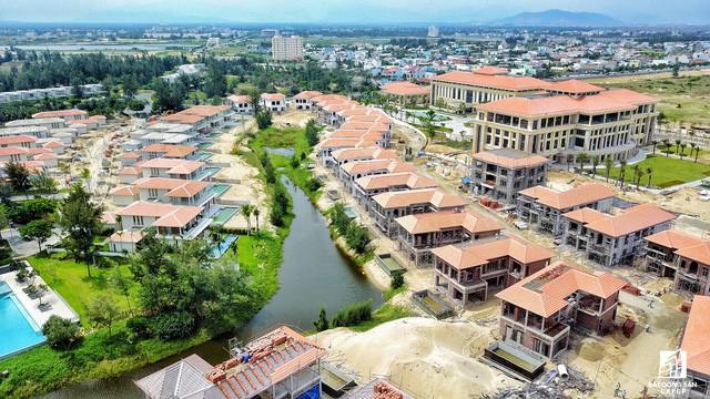 Cận cảnh khu tổ hợp khách sạn nghìn tỷ Sheraton Đà Nẵng nhìn từ trên cao vừa mới đổi chủ - Ảnh 9.