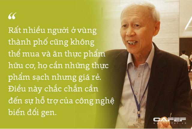 Giáo sư về an ninh lương thực của Singapore giải thích lý do thực phẩm biến đổi gen gây tranh cãi - Ảnh 9.