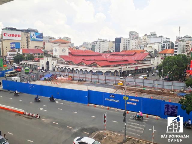 Những hình ảnh lý do vì sao giá nhà trung tâm tâm Sài Gòn tăng chóng mặt - Ảnh 10.