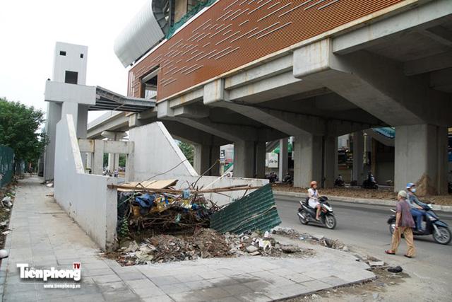 Hình ảnh dự án đường sắt Cát Linh - Hà Đông trước ngày chạy thử - Ảnh 10.