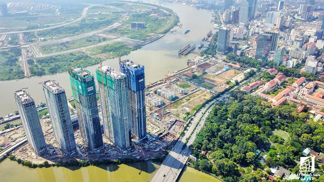 Dự án bất động sản cao cấp lớn thứ 2 của Vingroup tại Sài Gòn đang xây đến đâu? - Ảnh 10.