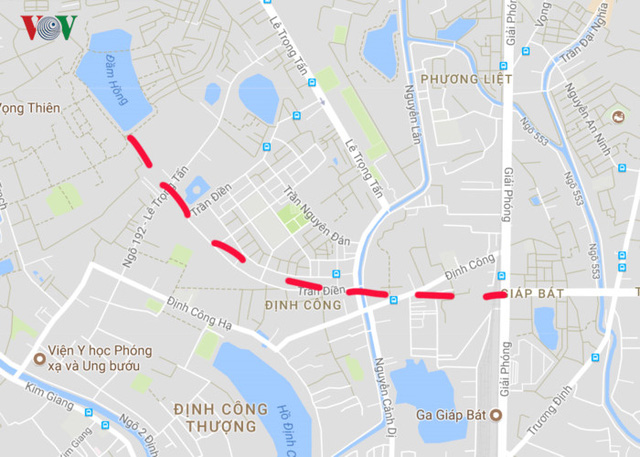Ảnh: Con đường hơn nghìn tỷ ở Hà Nội 15 năm chưa làm xong  - Ảnh 10.