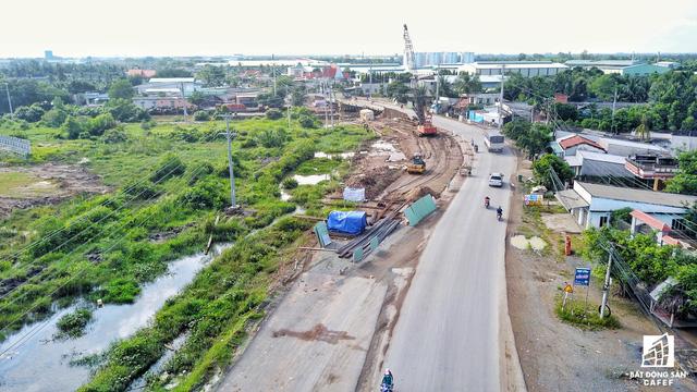 Hệ thống hạ tầng giao thông tại Long An đã thay đổi như thế nào trong 5 năm qua - Ảnh 10.