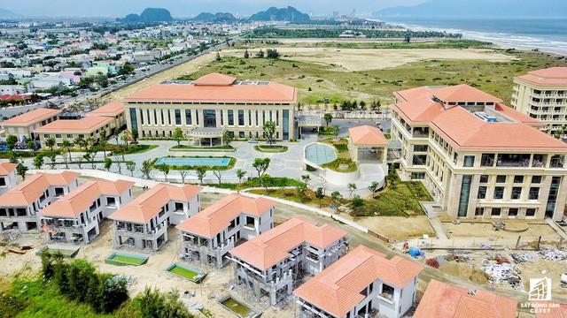 Cận cảnh khu tổ hợp khách sạn nghìn tỷ Sheraton Đà Nẵng nhìn từ trên cao vừa mới đổi chủ - Ảnh 10.