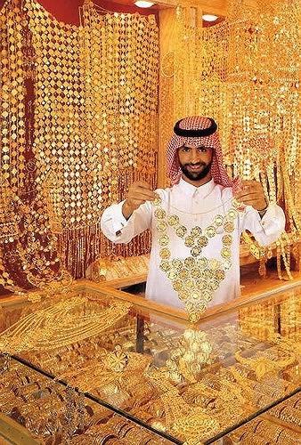 """Choáng ngợp trước độ xa xỉ của """"thành phố vàng"""" Dubai - Ảnh 10."""