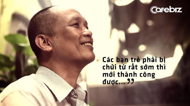 Cựu CEO FPT Nguyễn Thành Nam. Ảnh: Nguyễn Anh.