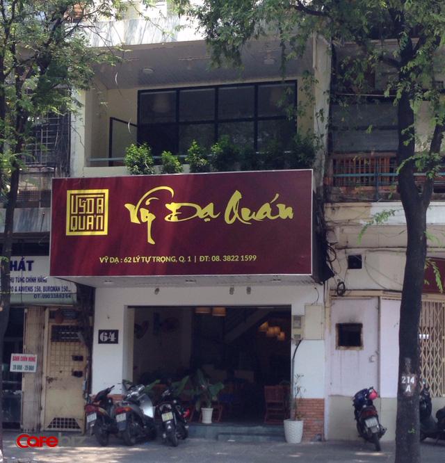 Tại thành phố Hồ Chí Minh, the KAfe ở 64, Lý Tự Trọng đã đóng cửa sau tết dương lịch. Ảnh: Thế Trần