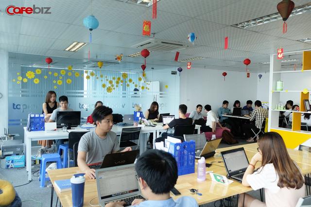 Văn phòng TopCV tại Hà Nội.