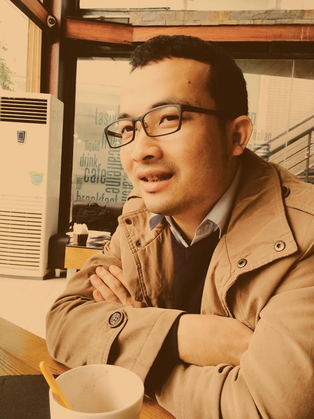 Phan Bá Mạnh từng thất bại với dịch vụ giặt là GreenTech. Ảnh: NDH.