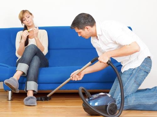 Vợ càng lười biếng, gia đình càng hạnh phúc? - Ảnh 2.