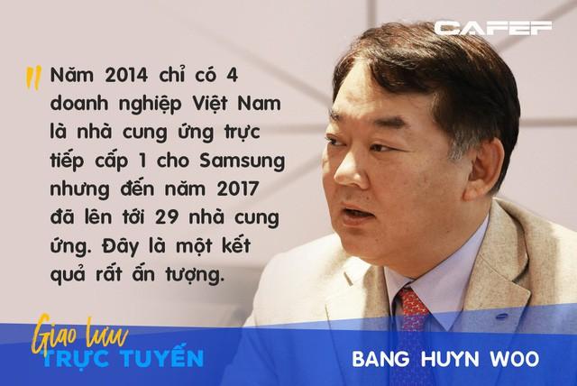 Ông Trương Văn Phước: Tôi có sự so sánh ẩn dụ về tăng trưởng của GDP với điểm số của một cậu học trò nghèo - Ảnh 4.